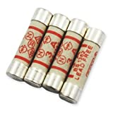 Hardware a granel BH02289 BS1362 cartucho de fusibles, 3 amp. - set con 10 piezas