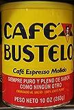 Cafe Bustelo Espresso Molido 10 oz (Pack of 2)