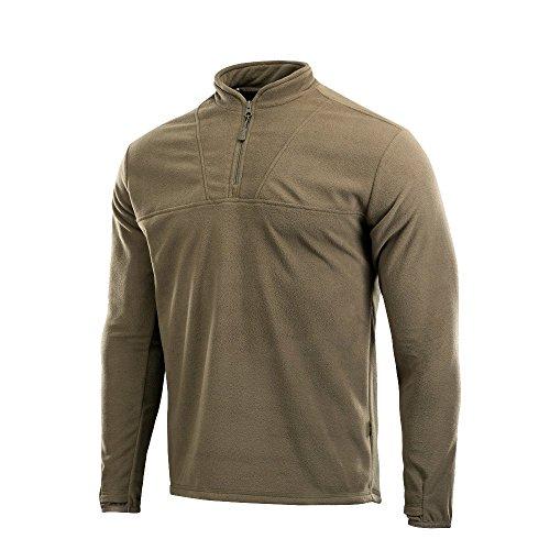MTac Fleece Jacket Underwear Sweater Tactical Top Delta Olive Dark M