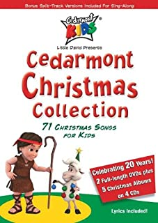cedarmont christmas collection