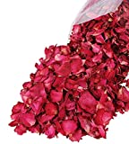 Pétalos de rosa secos naturales Lvcky100 g de pétalos de r