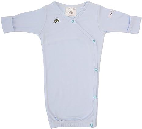 Traje de dormir supersuave para bebé, ropa de dormir para bebés de hasta 6 meses, fantástico para eccema, rosa o azul: Amazon.es: Bebé