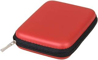 """Guangcailun 2.5"""" HDD USB Bag Hard Disk Esterno Rigido Esterno Disco Rigido Carry Cavo USB della Cassa del Sacchetto del Sa..."""