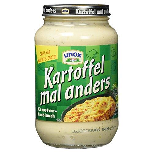 Unox Kartoffel mal anders Kräuter-Knoblauch, 400ml