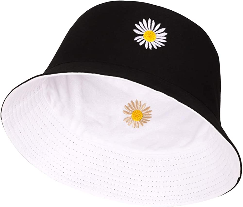Bucket Hat Award Sales for sale for Women Summer Travel hat Sun Outd Beach Reversible