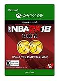 NBA 2K18: 15,000 VC - Xbox One [Digital Code]