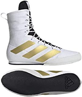 2021 Box Hog 3 Boxing Boots Sports Light Weight Trainers - White Gold