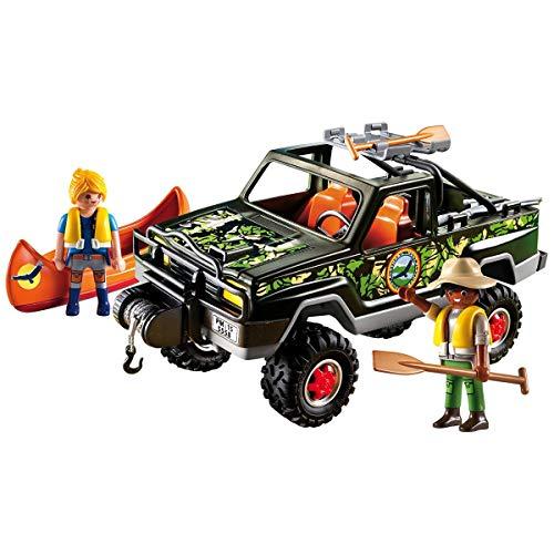 PLAYMOBIL 5558 Abenteuer-Pickup