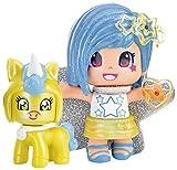 Pinypon-Estrella con Mascota, Pack A (Famosa 700014276)