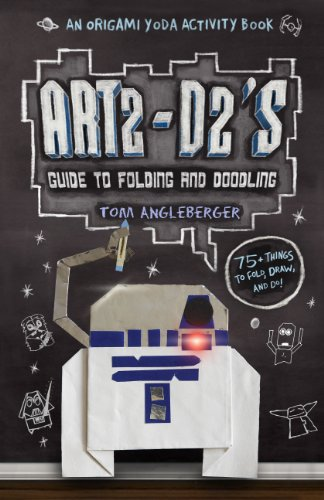 Art2-D2's Guide to Folding and Doodling: An Origami Yoda Activity B
