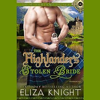 The Highlander's Stolen Bride cover art