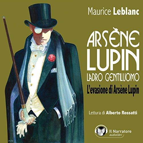 L'evasione di Arsène Lupin copertina