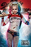 POSTER STOP ONLINE Suicide Squad - Movie Poster/Print (Harley Quinn - Daddy's Lil Monster) (Size 24' x 36')