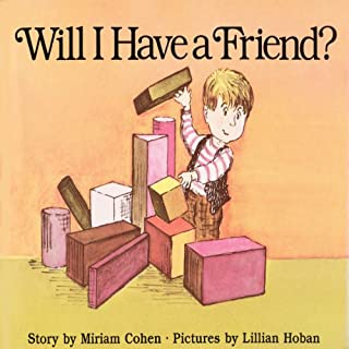 Will I Have a Friend? audiobook cover art