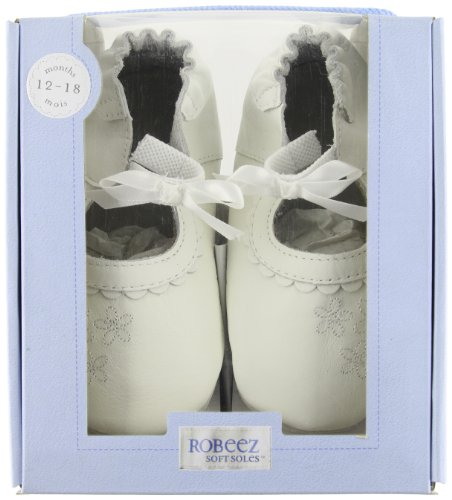 Robeez By Stride Rite - RL35563 - Chausson & Chaussure - Spec Occas Girl - 0-6 mois(17-18 EU)