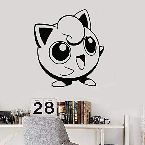 Tianpengyuanshuai wandtattoos woonkamer decoratie wandsticker voor kinderkamer Anime Huis Decoratie schattig behang