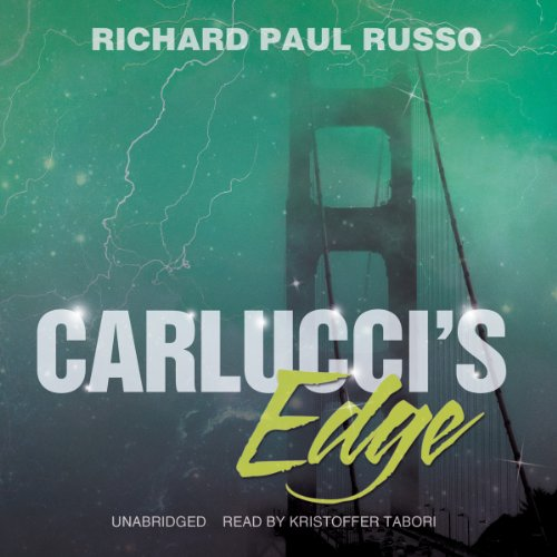 Carlucci's Edge audiobook cover art