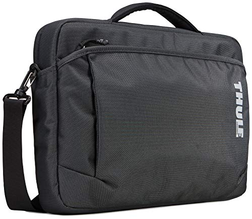 Thule TSA313 - Maletín Resistente para Apple MacBook de 13'/iPad, Color Negro
