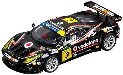 Carrera Digital 132 - 20030607 - Voiture Miniature et Circuit - Ferrari 458 Italie GT2 - No. 7 - GT Open 2011