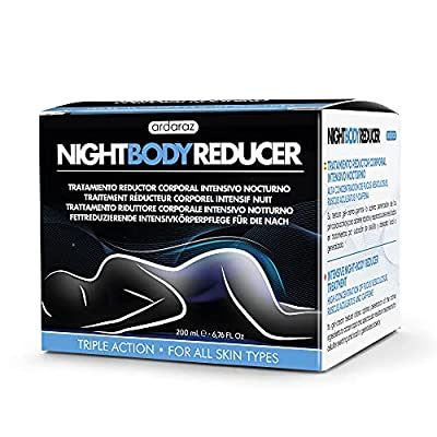 ARDARAZ. Anti-cellulite cream. Intensive Night Abdominal Reducer Aid Triple action. 200 ml. from Ardaraz