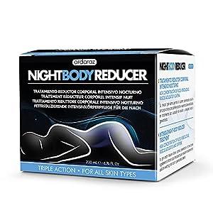 Ardaraz - Crema Reductora anticelulítica intensiva para abdomen, glúteos, caderas o brazos. Ayuda a reducir y prevenir la aparición de la celulitis. 200ml