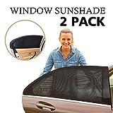 ASSR Auto Heckscheibe Sonnenschutz Auto Seitenfenster Baby Kind Haustier Atmungsaktiv