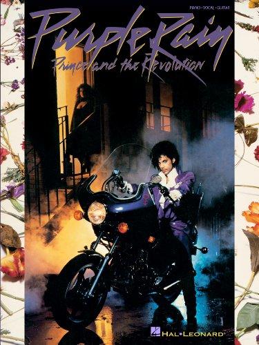 Prince - Purple Rain Songbook (PIANO, VOIX, GU) (English Edition)