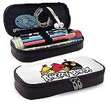 Angry Birds Trousse à crayons grande capacité avec plusieurs compartiments pour garçons et filles