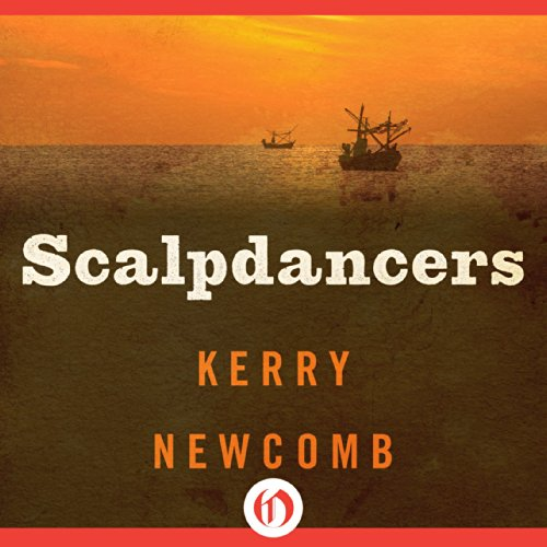 Scalpdancers audiobook cover art
