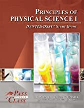 DSST Principles of Physical Science 1 DANTES Study Guide (Perfect Bound)