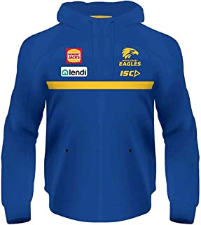 West Coast Eagles 2020 Authentic Womens Squad Hoody
