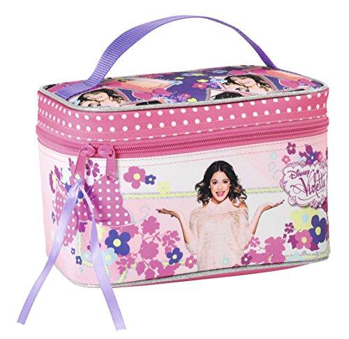 Disney Violetta Tasche Make up Fall Toiletry/Beauty Case (22)