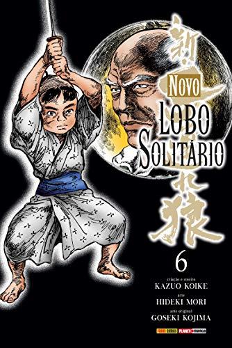 Novo Lobo Solitário - Volume 6