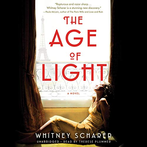 The Age of Light audiobook cover art