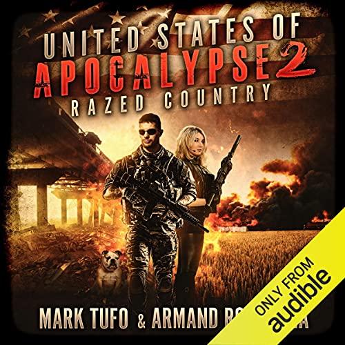 United States of Apocalypse 2 cover art