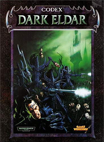 Games Workshop Dark Eldar Codex by Games Workshop