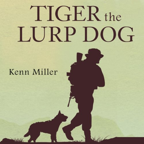 Tiger the Lurp Dog audiobook cover art