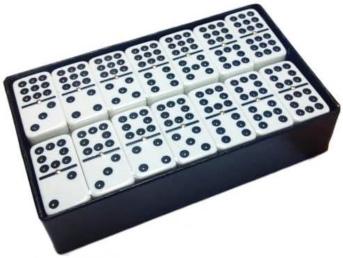 Domino Double 9 White Tournament Jumbo Size San Jose Mall shopping Extra