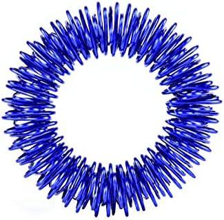 Spiky Sensory Finger Rings Spiky Finger Ring Acupressure Ring Set for Teens Adults Silent Stress product image