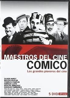 Pack Maestros Del Cine Comico (5) - Reed