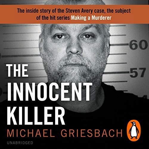 The Innocent Killer audiobook cover art