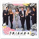 ERIK - Calendario de pared 2021 Friends, 30x30 cm