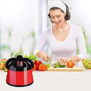 Aspiración afilador de cuchillos afilado de herramientas fáciles y seguros de afila cuchillos de cocina Chef Damasco Cuchillos Afilador