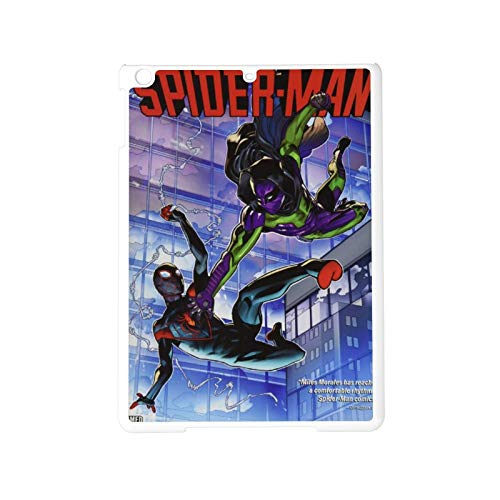 SPI-der Man :Miles Morales Case for IPAD AIR Fashion PC Hard Shell Anti-Fall Precision fit Not Deformed raw Materials not Easy to Yellow