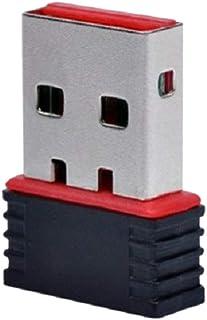 Mini 802 Wireless Nework Card Portable Wifi Receiver Computer 150m Wireless Network Card 802.11n