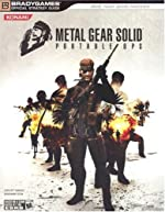 Metal Gear Solid - Portable Ops Official Strategy Guide de BradyGames