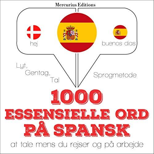 1000 essentielle ord på spansk cover art