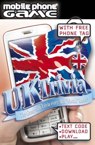 Tactic Games UK Regno Unito Trivia Phone Game