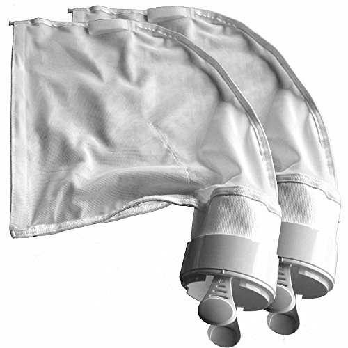 ATIE Pool Cleaner All Purpose Bag K16 Replacement Fits for Polaris 280, 480 Pool Cleaner (2 Pack)