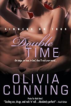 Double Time (Sinners on Tour Book 5) by [Olivia Cunning]